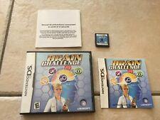 BRAIN CHALLENGE  (Nintendo DS, 2007)DS