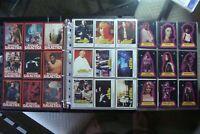 Battlestar Galactica 1978 Topps 3 Complete Set WONDER BREAD & STICKER Cards Lot