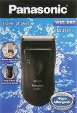 Panasonic ES3831K Electric Single Blade Battery Travel Shaver Hair Trimmer