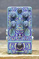 DigiTech Polara Reverberation 7-Lexicon Reverb Types Stereo Reverb Effect Pedal