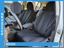Maß Sitzbezüge für Renault ZOE Fahrer & Beifahrer ab 2012 FB:MD504