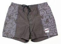 Vintage 80s 90s Abstract Morey Boogie Swimming Board Short Swim Trunk Mens Large