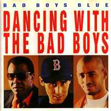 """BAD BOYS BLUE """"Dancing With The Bad Boys"""" (CD 1993) import 16-Tracks *VERY GOOD*"""
