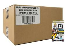 2016 PANINI DONRUSS FOOTBALL HANGER 36-BOX CASE-EXCLUSIVE GREEN PARALLELS!