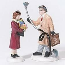 Department 56 Christmas The Original Snow Village  Door To Door Sales (56.55139)