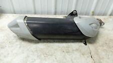 10 Can-Am Spyder RT Roadster muffler pipe exhaust