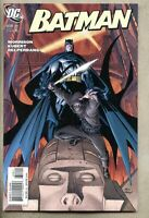 Batman #658-2006 nm 9.4 Grant Morrison Damian Wayne and Batman Vs Talia