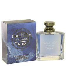 Nautica Voyage N-83 Fragrance 3.4oz Eau De Toilette MSRP $62 NIB