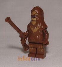 Lego Wookiee Warrior from Set 75084 Wookiee Gunship Star Wars BRAND NEW sw627