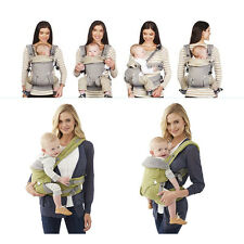 Baby Infant Safety Ergo Carrier 360 Position Breathable Baby Lap Strap Backpacks