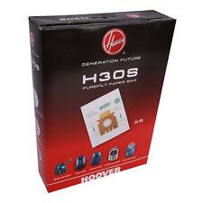 Genuine Hoover h30s Super Vac T Serie Sacchetti Per Aspirapolvere 5 Confezione