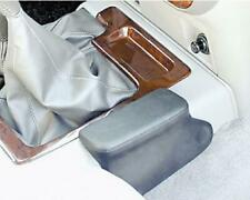 Haweko Telefon Konsole für Nissan Patrol (Y61), Bj. 1999 - 08/2004 Kunstleder