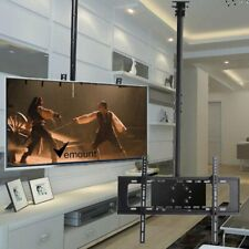 "Ceiling TV Wall Mount Full Motion Bracket 32"" 36 40 42 46"" 50"" 55"" 65"" LED LCD"