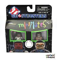 Ghostbusters Minimates TRU Wave 2 Winston Zeddmore & Zombie Taxi Driver