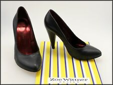ZOE WITTNER WOMEN'S CLASSIC DRESS HEELS SHOES SIZE 5.5 AUST MARKED 36.5 EURO
