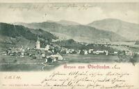 Ansichtskarte Oberstaufen 1900