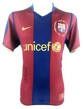 Signed Thierry Henry Jersey - FC Barcelona Autographed Shirt +COA