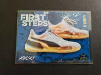2019-20 Court Kings RJ BARRETT 'First Steps'  Insert Rookie RC #6 KNICKS