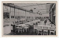 "AK Hotel & Summer Fresh ""Forest Sliding Door"" Colditz Saxony UM 1950! (a2136"