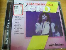 RENATO ZERO I GRANDI SUCCESSI CD MUSICATUA MAI SUONATO