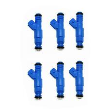 EV1 Best Upgrade Set 6 Fuel injectors 0280150126 for BMW Dodge Eagle 2.7 3.0 l6