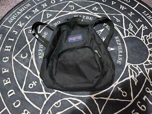 New JanSport Half Pint Mini Backpack Black