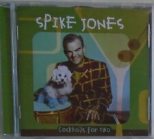 SPIKE JONES - CD - Cocktails For Two - BRAND NEW