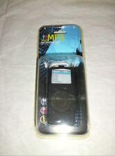 ipod nano 2nd gen Black Silicone case with Lanyard UK