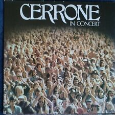 Cerrone ‎– In Concert 2LP GATEFOLD