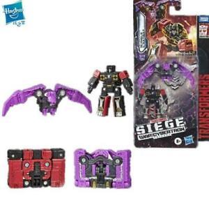 Hasbro toys War For Cybertron Siege Rumble & Ratbat - in stock MISB