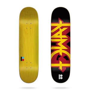 "Plan B Skateboard Deck Danny Way One Offs Black 8.5"""