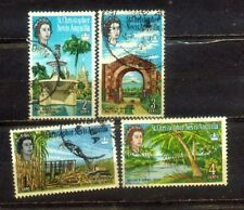 St Christopher Nevis Anguilla Stamps
