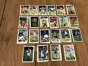 FKS 1972/73  x 145  DIFFERENT UNUSED STICKERS  ALL 22 TEAMS