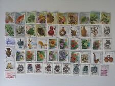 50 Different Ukraine Stamp Collection - Post 1991
