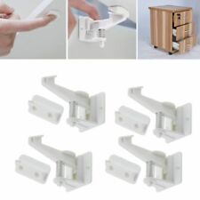 4Pcs Kids Protection Baby Security Lock for Drawer Cabinet Door Safety Locks