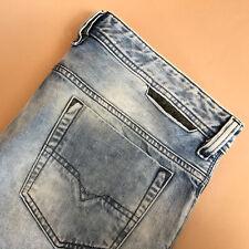 Diesel Jeans Safado Straight Button Blue Vintage Men's (LabelW36L32) W 38 L 32