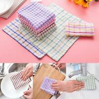 Absorbent Cleaning Wash Cloth Car Kitchen Cleaning Microfiber Towels Dishcloth