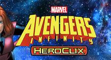 HEROCLIX AVENGERS INFINITY Kree Sentry G003 (Cosmic, Kree, Robot)