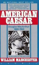 American Caesar : Douglas MacArthur, 1880-1964 by William Manchester (1983, Pap…