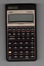 Hewlett Packard Hp 17Bii Financial Calculator including 290 page User's Manual