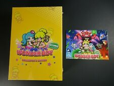Strictly Limited Games Wonder Boy Returns Collector's Edition PS4 Playstation 4