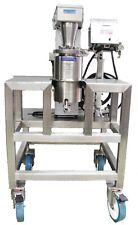 Scott Turbon Mixer 3 Liter Jacketed Water Cooled Process Mixer Lav-3/4A-2 (5670)