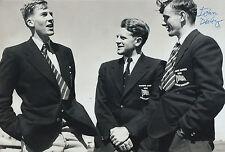 John Bisley Hand Signed Olympics 12x8 Photo Great Britain.