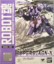 New Bandai Robot Spirits SIDE MS GNX-612T/AA Superbiagn-X Pre-PAINTED