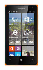 Microsoft Lumia 435 - 8GB - Orange (Unlocked) Smartphone