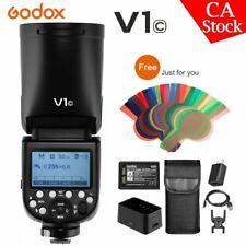 Godox V1C 2.4G TTL HSS 1/8000s Camera Flash F Canon 550D 600D 750D 810D 80D