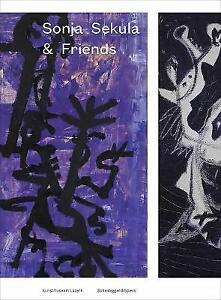 Sonja Sekula and Friends, 3858815128, Luzern Kunstmuseum, New Book