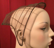 •• Rare •• Antique Vintage Victorian Ladies 1860s Civil War Hat Frame