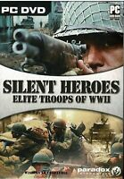 Lot of 10 Silent Heroes Elite Troops of WWII Pc New Retail Boxes