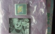 •Sega Game Gear Pacman   case and manual
